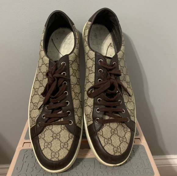 Gucci Other - Gucci Men's 'Barcelona' Sneakers (Size 14)